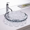 <strong>Briolette Vessels Glass Lavatory</strong> by Kohler