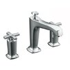 Kohler Margaux Deck-Mount High-Flow Bath Faucet Trim with Cross Handles and Diverter Spout, Valve Not Included