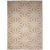 <strong>Gandia Blasco</strong> Hand Tufted Flower Ivory Rug