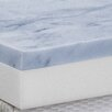"Eclipse Perfection Rest 3"" Deluxe Gel Memory Foam Mattress Topper"