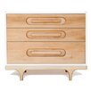 <strong>Caravan 3 Drawer Dresser</strong> by Kalon Studios