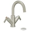 <strong>Moen</strong> Solace Single Hole Bathroom Faucet with Single Lever Handle