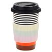 Rainbow Stripe Travel Mug