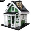 Home Bazaar Cottage Charmer Series Greeneries Decorative Bird Feeder