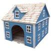Home Bazaar Nantucket Colonial Dog House