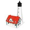 Home Bazaar Historic Reproductions Portland Head Lighthouse Freestanding Birdhouse