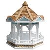 Home Bazaar Designs By Ken Sobel Bandstand Gazebo Bird Feeder