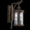 <strong>Fine Art Lamps</strong> Louvre 2 Light Outdoor Wall Lantern