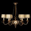 Fine Art Lamps Newport 6 Light Chandelier