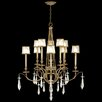 <strong>Fine Art Lamps</strong> Monte Carlo 10 Light Chandelier