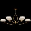 <strong>Fine Art Lamps</strong> Allegretto 6 Light Chandelier