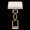 "<strong>Allegretto Gold 34"" H Table Lamp with Oval Shade</strong> by Fine Art Lamps"