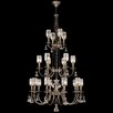 <strong>Eaton Place 20 Light Chandelier</strong> by Fine Art Lamps