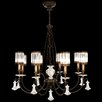 <strong>Fine Art Lamps</strong> Eaton Place 8 Light Chandelier