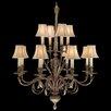 Fine Art Lamps Verona 12 Light Chandelier