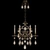 <strong>Fine Art Lamps</strong> Encased Gems 6 Light Chandelier