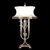 "<strong>Fine Art Lamps</strong> Beveled Arcs 34"" H Table Lamp with Bell Shade"