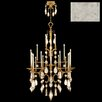 Encased Gems 24 Light Chandelier