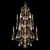 <strong>Fine Art Lamps</strong> Verona 10 Light Chandelier
