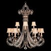 <strong>Fine Art Lamps</strong> A Midsummer Nights Dream 12 Light Chandelier