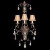 Fine Art Lamps Stile Bellagio 3 Light Wall Sconce