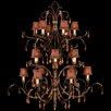 <strong>Brighton Pavillion 18 Light Chandelier</strong> by Fine Art Lamps