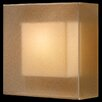 <strong>Fine Art Lamps</strong> Quadralli 1 Light  Coupe Wall Sconce