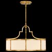<strong>Portobello Road 3 Light Drum Pendant</strong> by Fine Art Lamps
