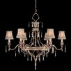 Pastiche 6 Light Chandelier