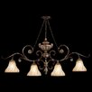 <strong>Fine Art Lamps</strong> Stile Bellagio 4 Light Kitchen Island Pendant