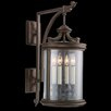 <strong>Fine Art Lamps</strong> Louvre Outdoor Wall Lantern