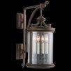 Fine Art Lamps Louvre Outdoor Wall Lantern