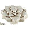 "<strong>Bosetti-Marella</strong> Ceramic Knobs 1.78"" Floral Knob"