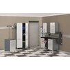 Ulti-MATE Ulti-MATE Storage 7' H x 11' W x 2' D 7-Piece Storage System with Workstation