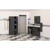Ulti-MATE Garage 7' H x 11' W x 2' D 5-Piece Cabinet Set