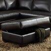 Lazzaro Leather Storage Ottoman