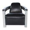 Lazzaro Leather Arm Chair
