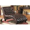 <strong>Lazzaro Leather</strong> Chaise Lounge