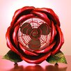 Exhart Cool Winds Rose Fan