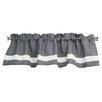 "Circa Solid Rod Pocket Tailored 54"" Curtain Valance"