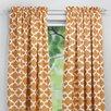 Chooty & Co Fynn Cinnamon Macon Curtain Panel