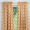 <strong>Chooty & Co</strong> Fynn Cinnamon Macon Curtain Single Panel