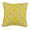 <strong>Chooty & Co</strong> Woburn Sunflower Self Backed Corded D-Fiber Pillow