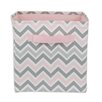 Chooty & Co Zoom Zoom Bella Twill Storage Bin with Handle