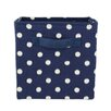Chooty & Co Ikat Dot Sunshine Storage Bin with Handle