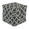 Chooty & Co Woburn Slate KE Zippered Beads Footstool