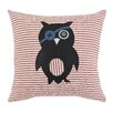 Chooty & Co Stripe Pillow with Pirate Owl