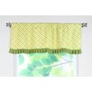 Chit Chat Linen Curtain Valance