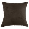 Chooty & Co Passion Suede Polyester Throw Pillow (Set of 2)