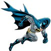 Room Mates Batman Bold Justice Giant Wall Decal
